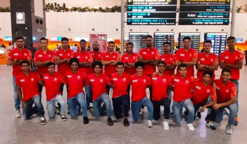 Indian Junior Men's Hockey Team leaving for 8th Sultan of Johor Cup 2018