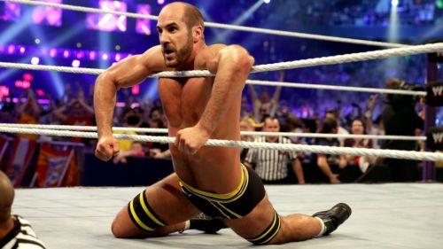 WrestleMania 30 may remain Cesaro's greatest triumph