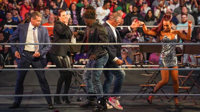 SmackDown 1000 was lit