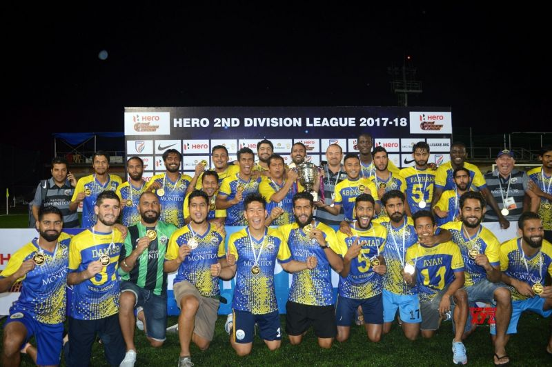 The emergence of Real Kashmir and their entry to the I-League is the most fascinating story of Indian football this year