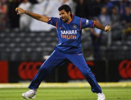 New Zealand v India - 3rd ODI