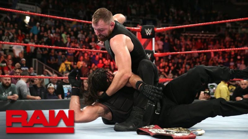 What will unfold next week on Monday Night Raw?