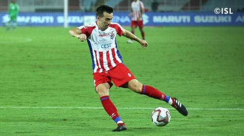 ATK is a team who has not found the rhythm, even after two matches (Image Courtesy: ISL)