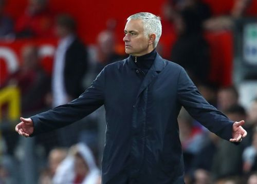 Mourinho is set to spend a hefty amount on transfer in January.