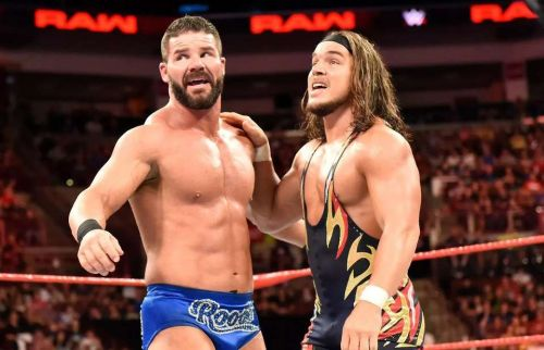 Roode and Gable find themselves in the mid-cards