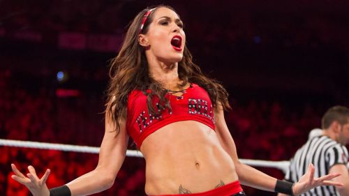 Brie Bella would figure prominently into a Nikki Bella win.