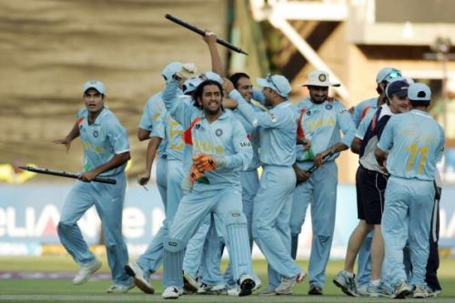 2007 World T20 triumph changed the landscape of Indian cricket
