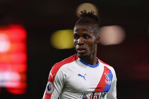 Wilfried Zaha is arguably the best player outside the Premier League 'big-6'.