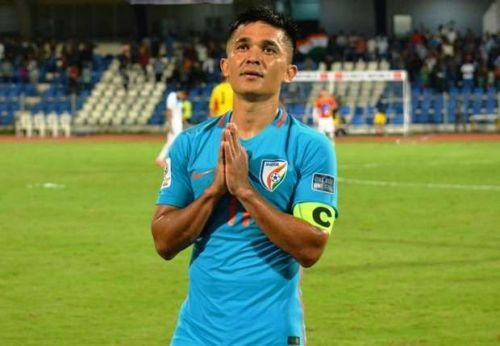 When the Indian Football Star pleaded to the country for support
