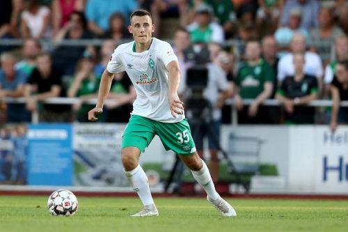 Maximilian Eggestein netted a brace against FC Schalke