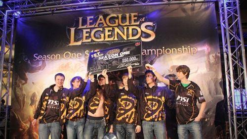 Fnatic won the season 1