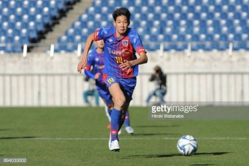 Taichi Hara of Japan who plays for FC Tokyo in the J1 League