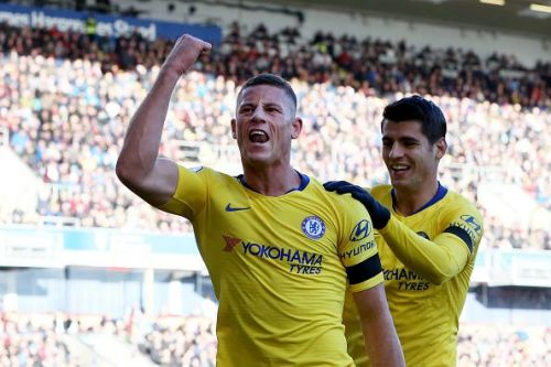 Ross Barkley helped Chelsea to another win against Burnley