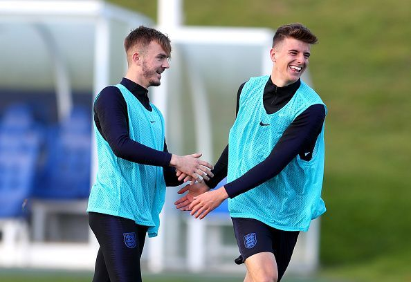 Could James Maddison or Mason Mount be the creative spark that England have been missing?
