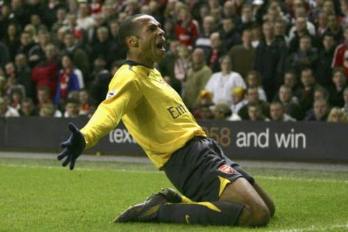 Henry once played side by side with his PL rival!