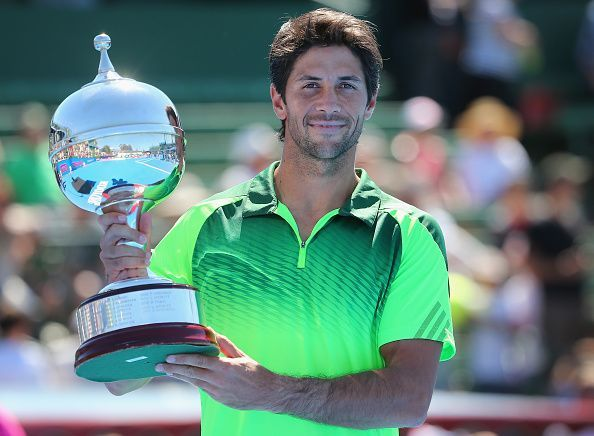 Verdasco will be looking for his 8th ATP title