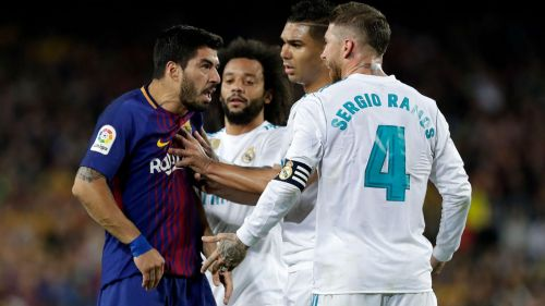 Barcelona will face Real Madrid on Sunday