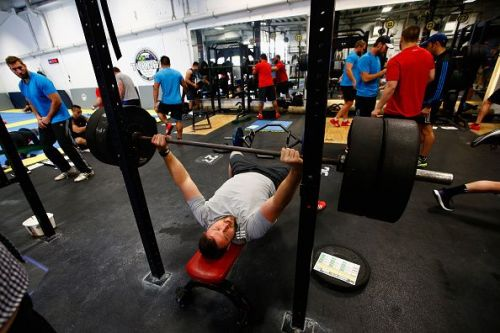 Bench Press is extremely effective in building the chest muscles