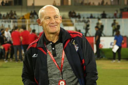 ATK coach Steve Coppell [Credits: ISL]