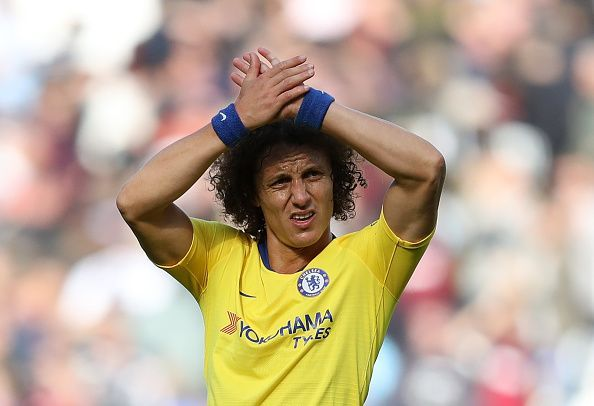 Luiz has been an extremely important defender for Chelsea