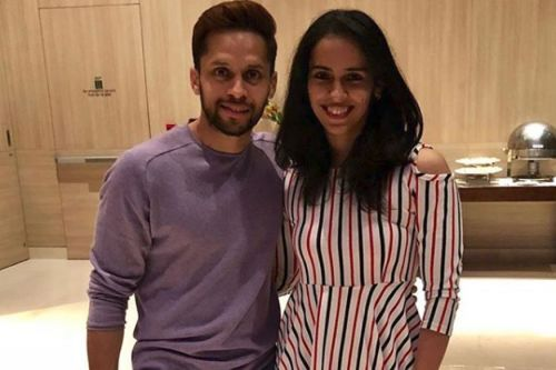 The two have been dating since 2007 (Source: Saina Nehwal Instagram)