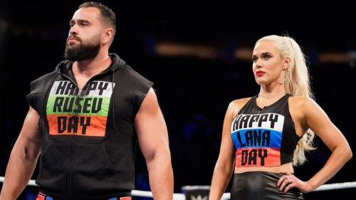 Did Lana want to be Rusev's sole ally?