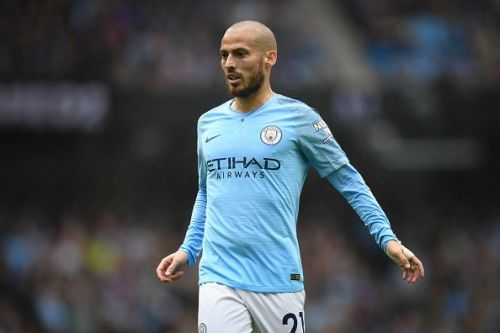 Last season, he was City's key players behind