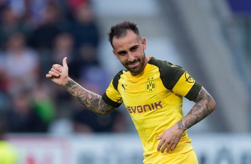 Alcacer is in hot form at the moment