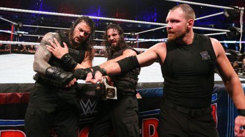 The recent Shield reunion has been a big success