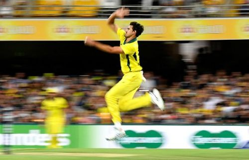 The quickest bowler at the moment.