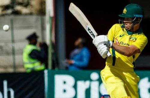 D Arcy Short has been in an excellent form in recent times for Australia.