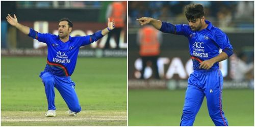 Mohammad Nabi and Rashid Khan can play pivotal roles in the title clash