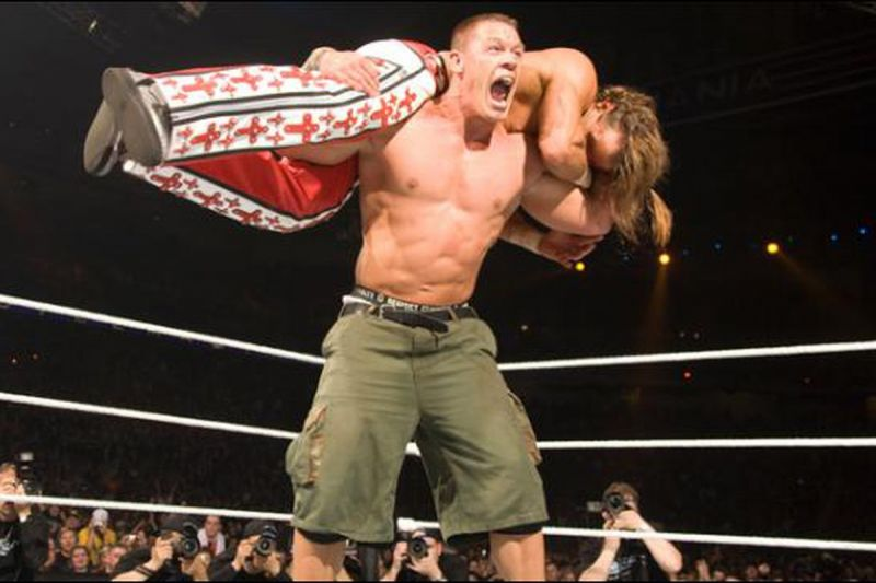 2007 witnessed what many call the greatest match in RAW history...