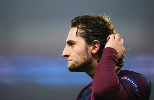 Adrien Rabiot has refused to sign a new contract with Paris Saint-Germain