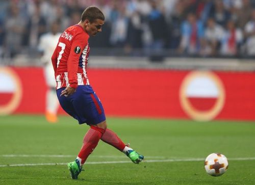 Griezmann was one of the most impressive superstars in Europe during the previous term