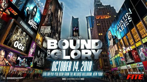 Bound for Glory 2018 has happened!