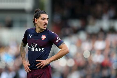 Bellerin switched to veganism after joining Arsenal.