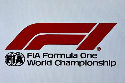 The latest F1 logo