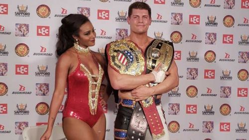 Cody Rhodes became the latest Double Champion in Pro Wrestling