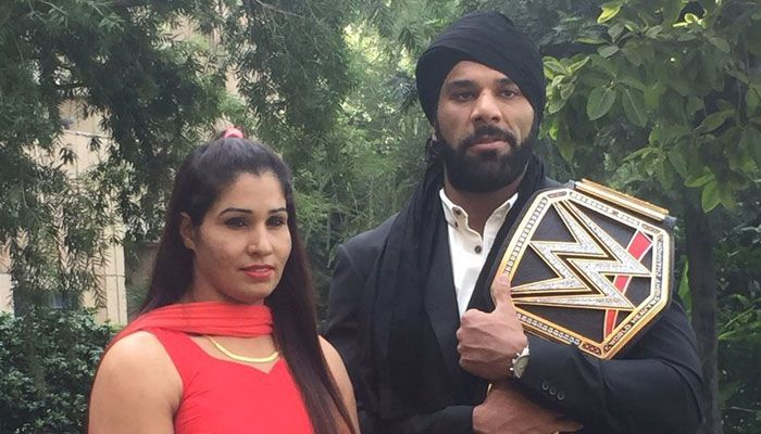 There are some talented Superstars on the WWE roster who are of Indian origin