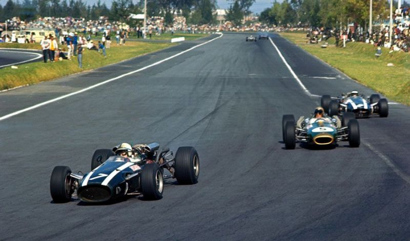 Mexican GP flashback to 1967