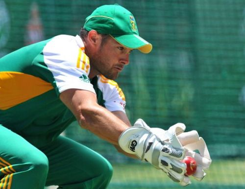 Mark Boucher is one of South Africa's greatest cricketers