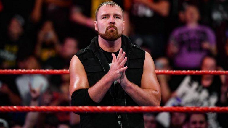 Heel Dean Ambrose