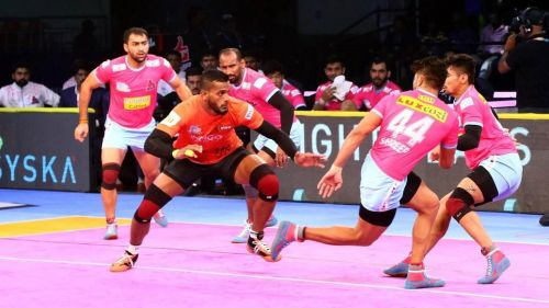 Siddharth's 13 points certainly led the way for U Mumba