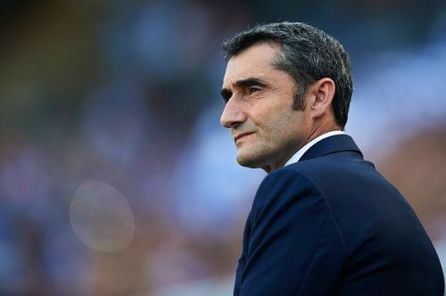 Ernesto Valverde is planning for another swift signing in January.