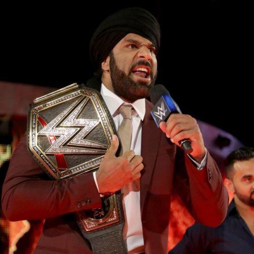 The WWE fashion champion
