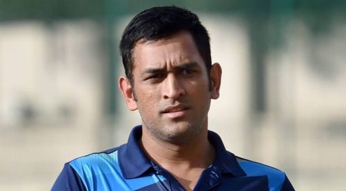 Dhoni could feature in the knockout games for his side