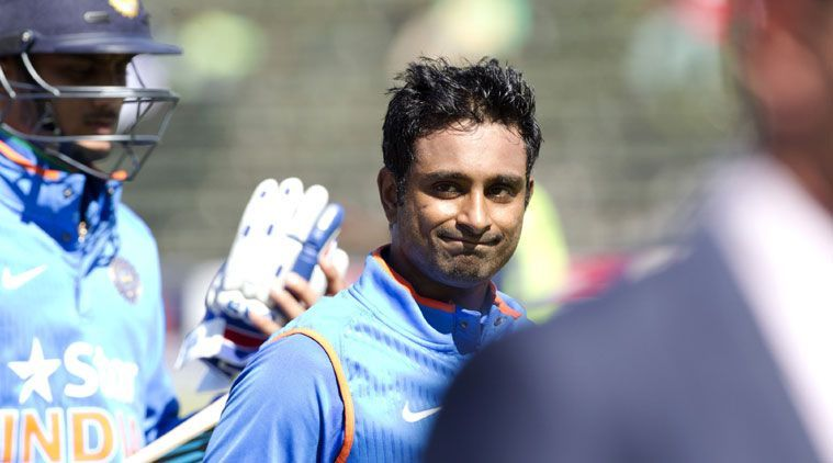 Ambati Rayudu will be the anchor in the middle-order