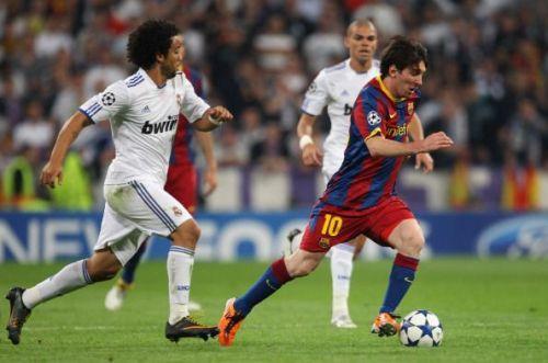 Real Madrid v Barcelona - UEFA Champions League