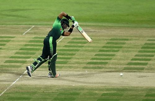Imam-Ul-Haq's century helped Pakistan chase down the total